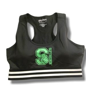 HARRY POTTER SPORTS BRA REMOVABLE INSERTS INCLUDED